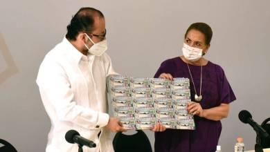 Photo of Donan «cachitos» de rifa del «avión presidencial» a 15 hospitales de Tabasco