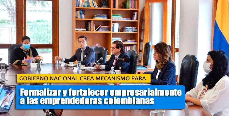 emprendedoras colombianas