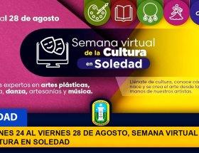 semana virtual de la cultura