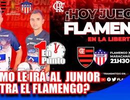 junior flamengo