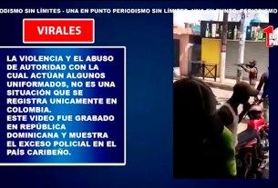 abuso policial dominicano