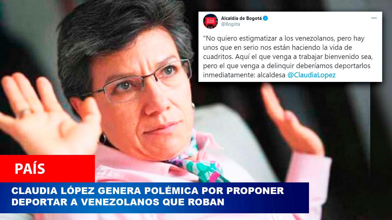 claudia venezolanos