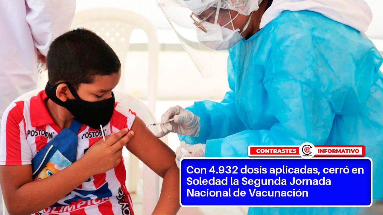 jornada nacional de vacunacion soledad