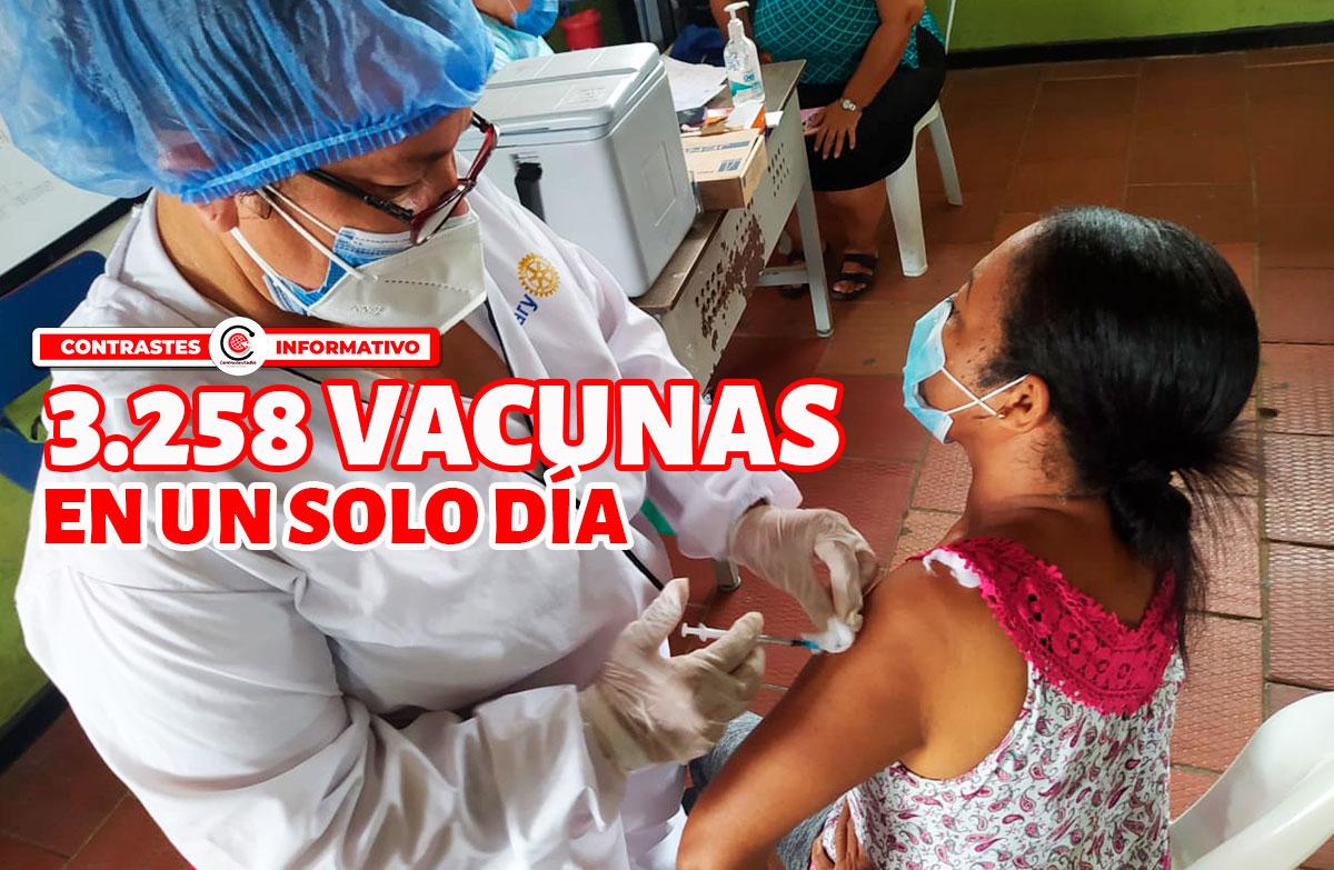 1258 vacunas