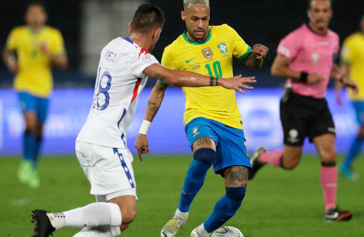 brasil chile 1 a 0