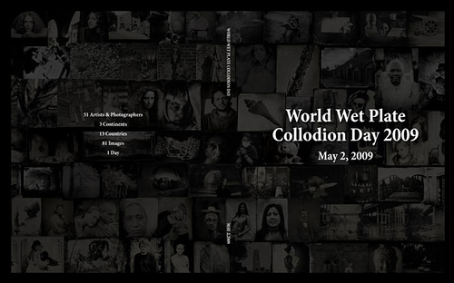 World Wet Plate Collodion Day 2009 Book