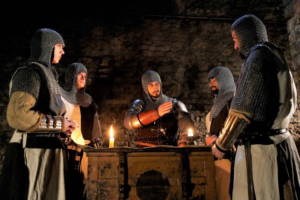 Serbian Medieval Heroes