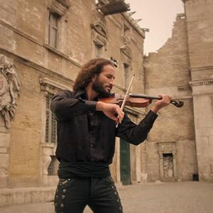 """Živeli"" – Habib Alberto, violinista (Liban) Muzički spot (2014)"