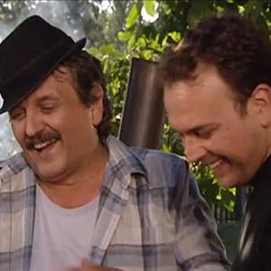 """Selo gori a baba se češlja"" – Radoš i Nedeljko Bajić Music from a TV Show - Music Video"