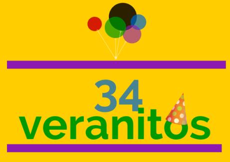 cumpleaños, 34, verano