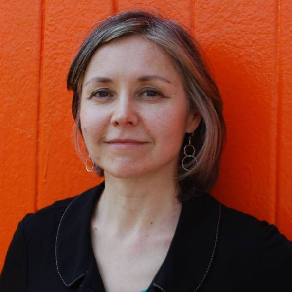 Georgina Valverde, artista principal