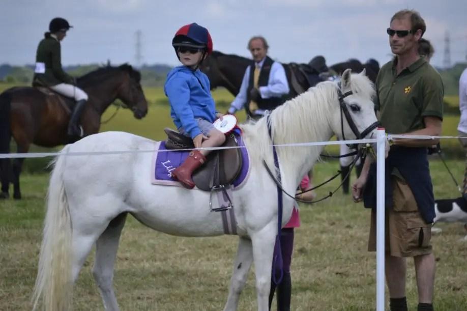 enfants cavaliers