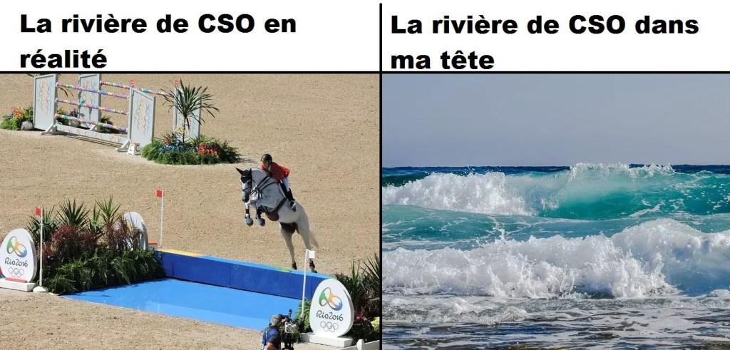 Rivière de CSO
