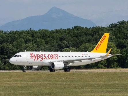 noms équestres Pegasus Airlines
