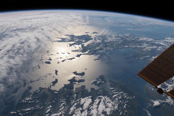 La-Terre-espace-Nasa
