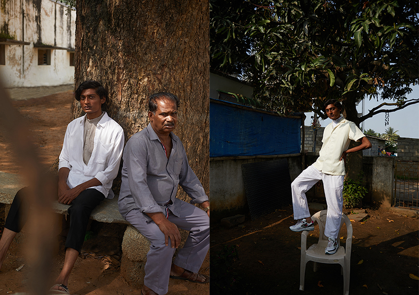 Fashion Story: An Ordinary Indian 4