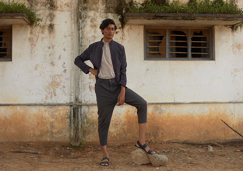Fashion Story: An Ordinary Indian 5