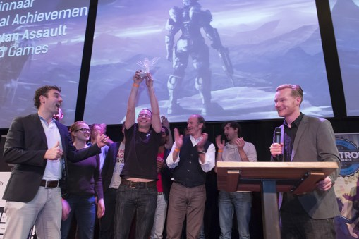 Vanguard Games wint Best Technical Achievement voor HALO: Spartan Assault
