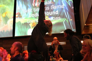 Grendel Games wint Best Serious Game en Best Applied Game Design met Underground