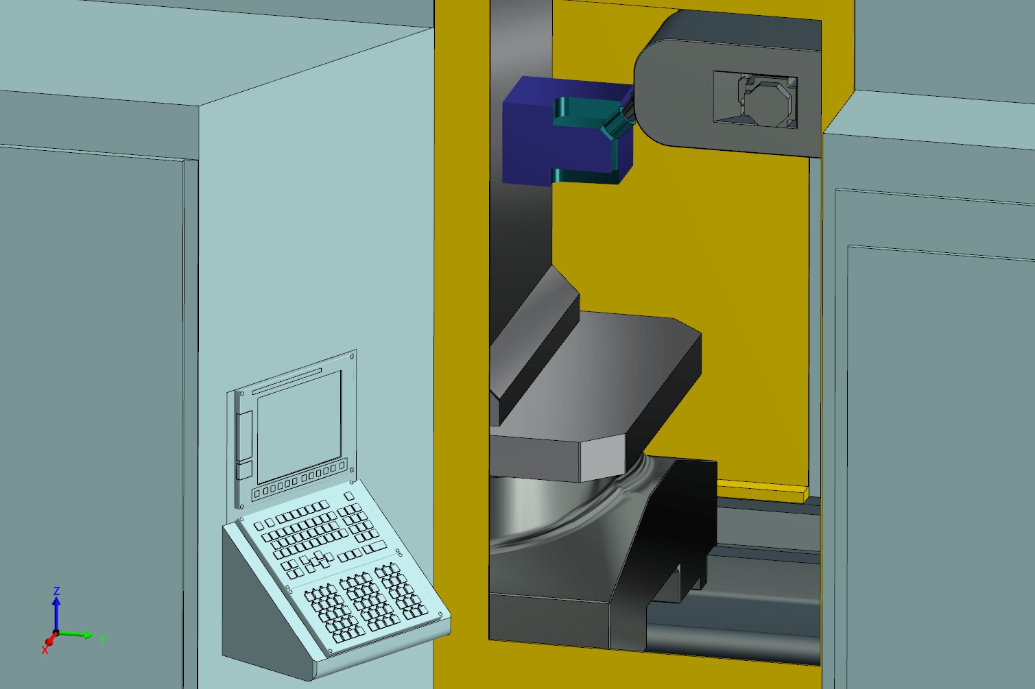 Fanuc Adds 5 Axis Milling Features To Its Machining