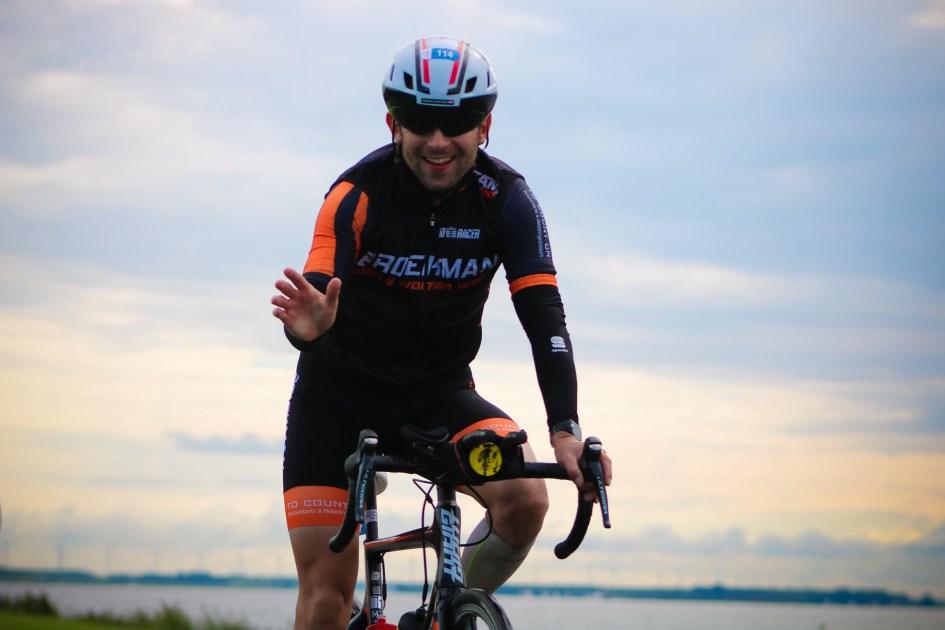 Challenge Almere, foto gemaakt door Sharon Zuijdervliet van Louis Goulmy