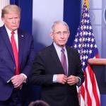 Trump le dice idiota al epidemiólogo jefe de EE.UU. y amenaza con despedirle