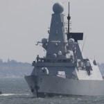 Periodista a bordo del buque británico que violó la frontera rusa cerca de Crimea confirma las advertencias de Rusia