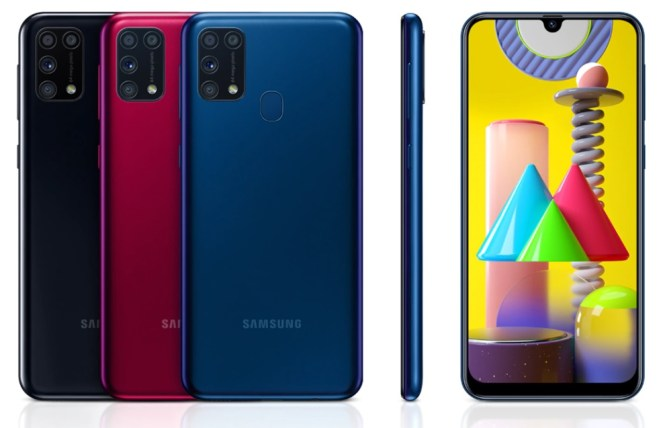 Black Friday - Samsung M31