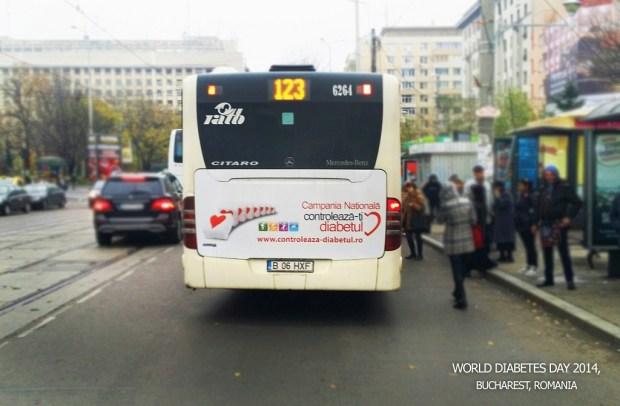 Linie de transport dedicată campaniei