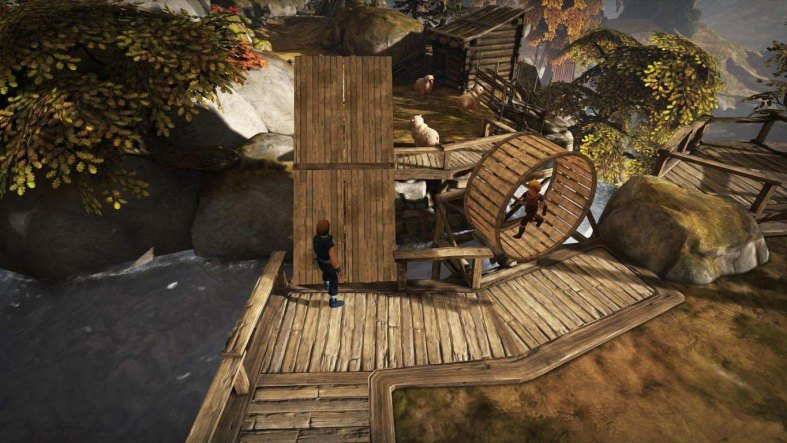 Brothers- A Tale of Two Sons Review Gameplay