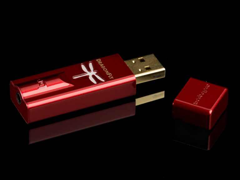 Audioquest Dragonfly Red Review post image