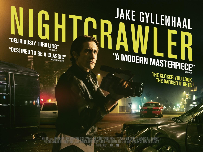 Nightcrawler film review post image