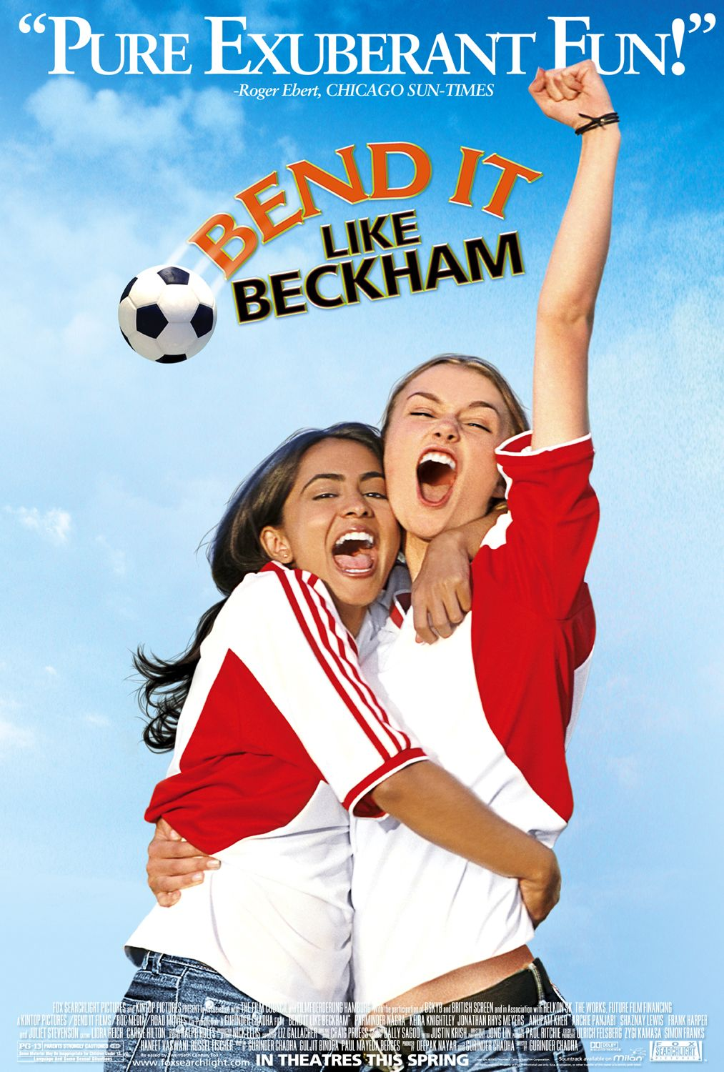 Bend it like becham movie review post image