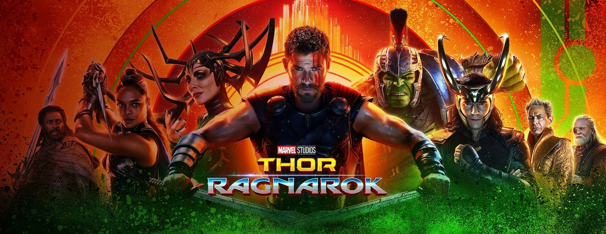 Thor Ragnarok film review post image
