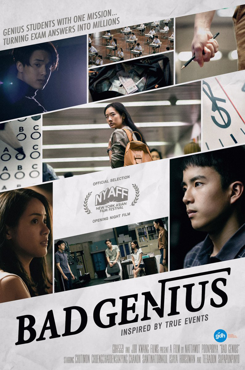 Bad Genius Film review post image