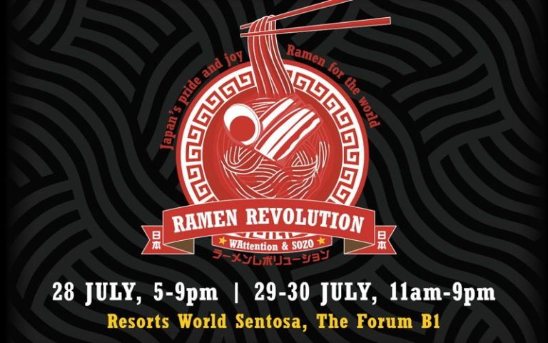Ramen Revolution Singapore Ramen Expo review post image
