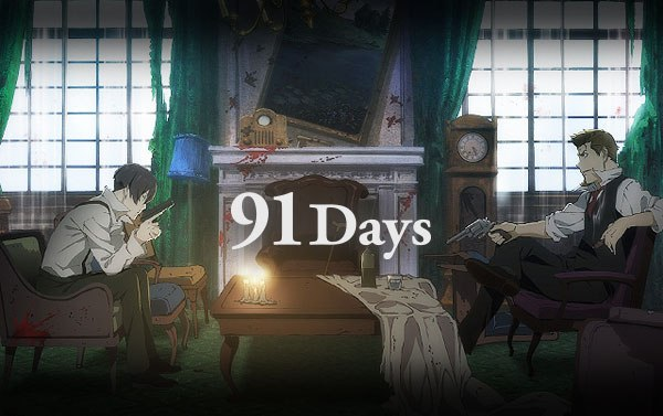 91 Days (2016) Anime Review