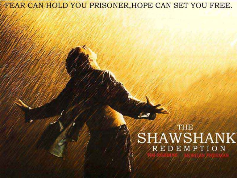 The Shawshank Redemption film review post image