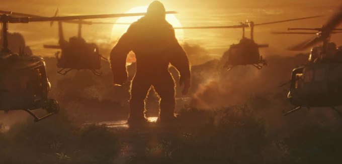 Screen Shot Kong: Skull Island - Rise of the King film