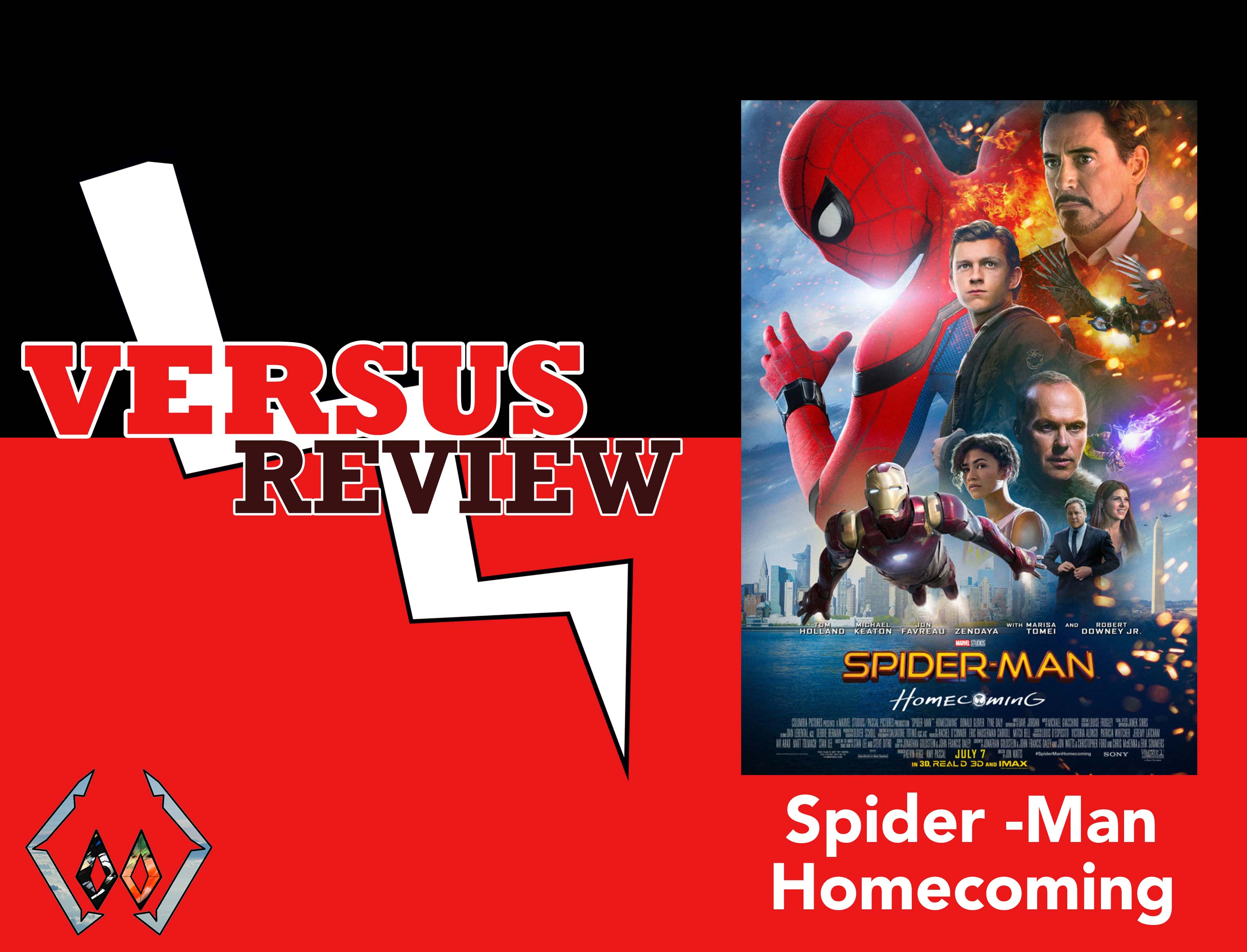 Spider-Man: Homecoming versus review post image