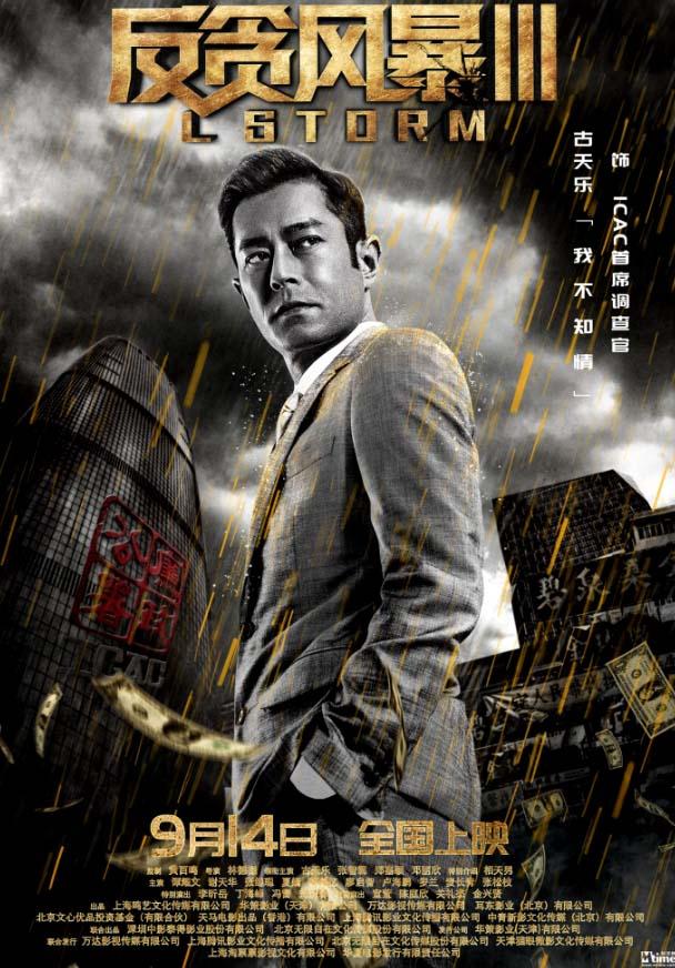 L Storm film review post image