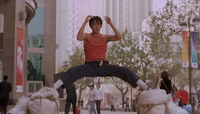 Shaolin Soccer film review Stephen Chow