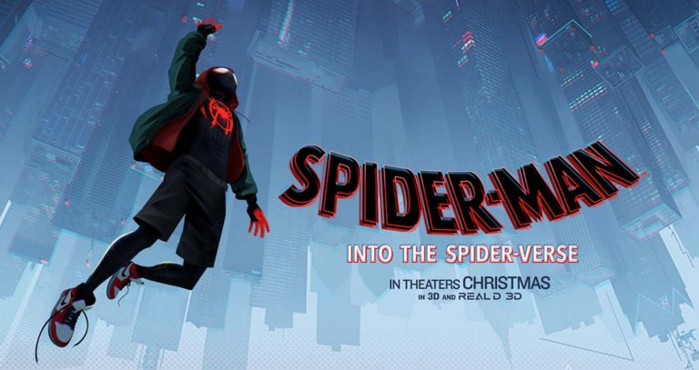 Spider-Man Into the Spider-Verse Film Review post image controller companies