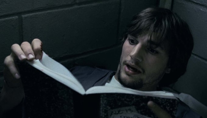 The Butterfly Effect film review Ashton Kutcher