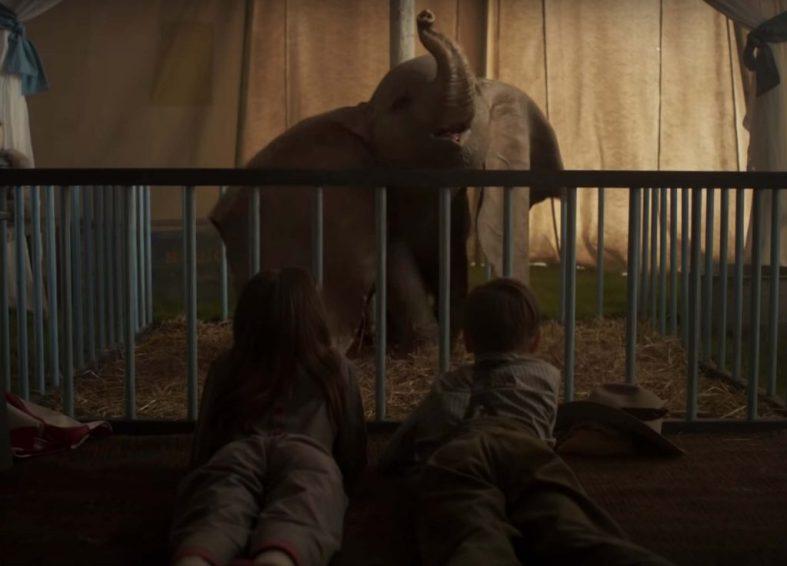 Dumbo film review flying elephant
