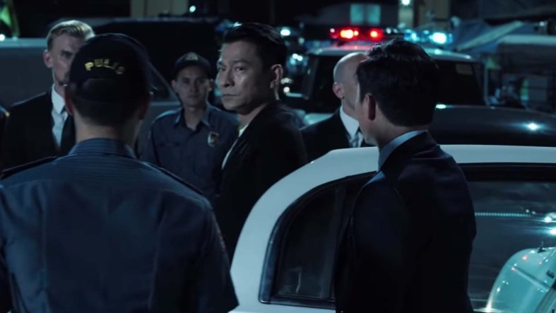 The White Storm 2 Drug Lord Film Review andy lau 2