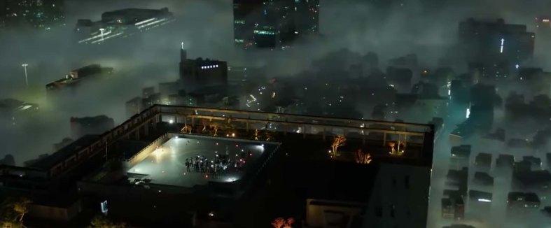 Exit film review gas city