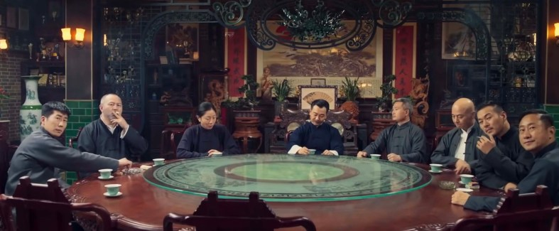 Ip Man 4 The FInal film review Chinese Benevolent Association