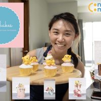 Her dream of creating her own Custom Artisan Cakes - Lavenia!