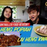 Controller Food Review Pilot Episode: Singapore Local Hunter